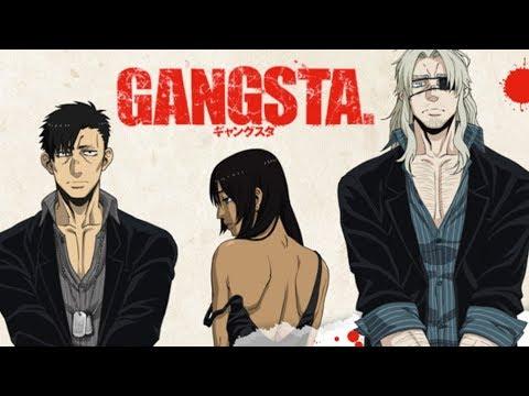 Gangsta Eng Dub Ep 1-12
