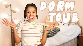 COLLEGE DORM TOUR!