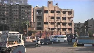 تطور المواجهة بين النظام المصري وتنظيم الدولة