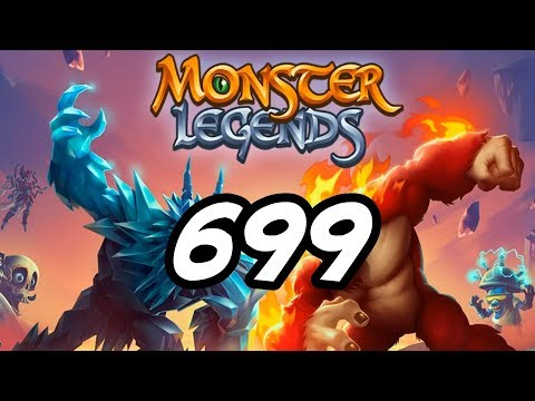 "Monster Legends - 699 - ""Whisper of the Witch Island"""