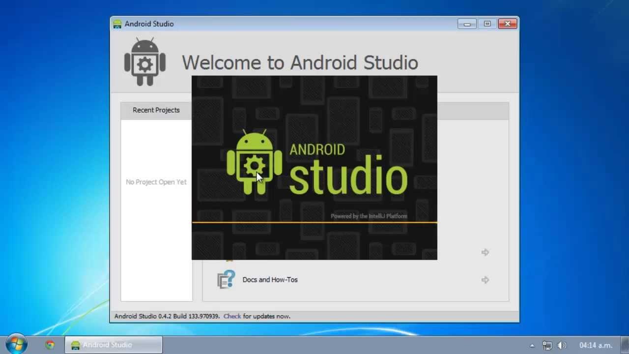 android studio apk