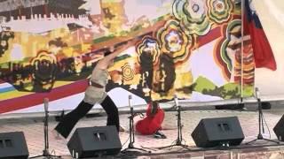 Hugh Maynard - Sabrina Dance Troupe, Melbourne, Taiwanfest
