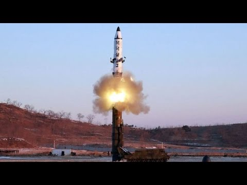 Breaking: North Korea Fires Ballisttic Missile In Sixth Nuclear Test
