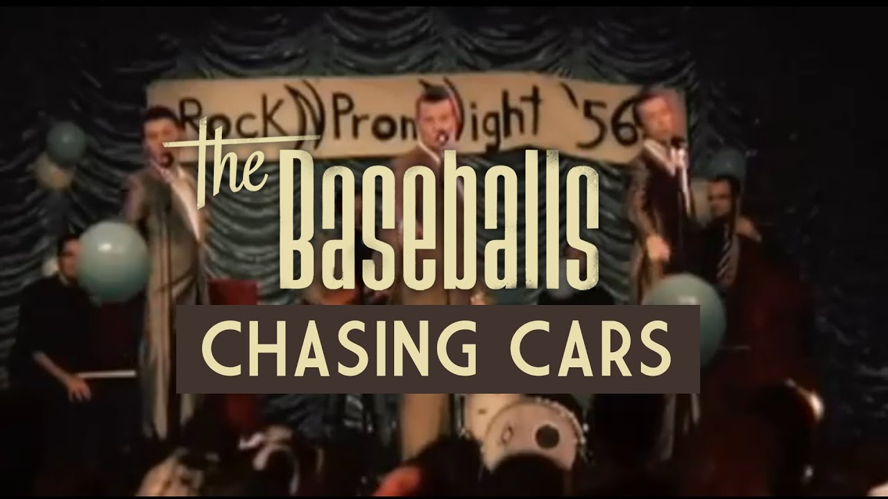 THE BASEBALLS - Chasing Cars (Official Video)