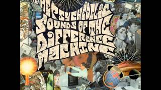 The Difference Machine - Futuristic Blast (Prod. By Dr. Conspiracy)