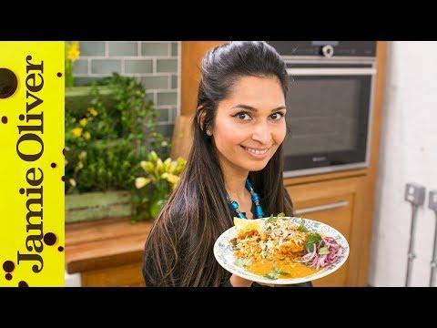 Easy Chicken Biryani | Maunika Gowardhan