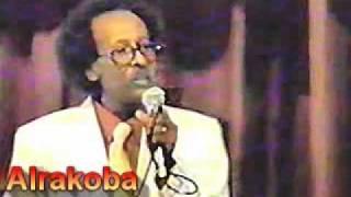 على بابك - مصطفى سيد أحمد - أغاني سودانية - فيديو