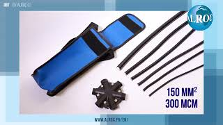 Cable Stripping Tools For LV Cables - Alroc DTB Cable End Strippers