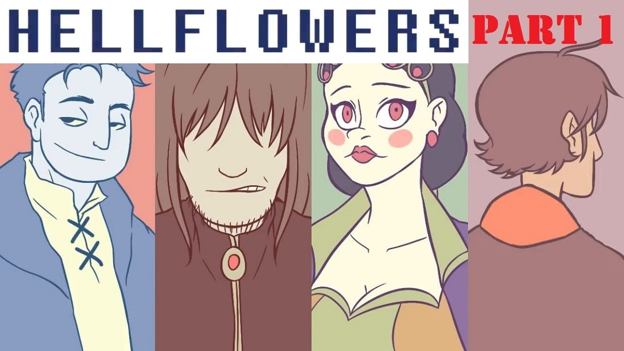 Download Hellflowers Part 1【 Undertale Comic Dub 】