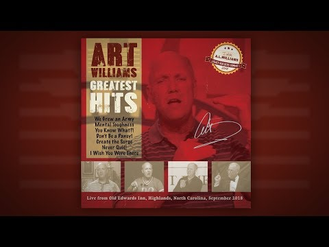 Art Williams Greatest Hits from Highlands 2018 - Part 1