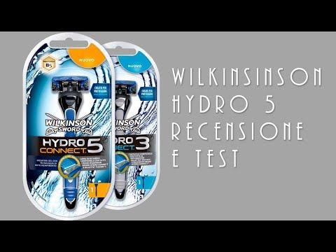 Wilkinson hydro 5 test e recensione