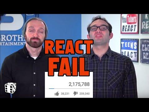 YouTubers React to Fine Bros Trademarking REACT
