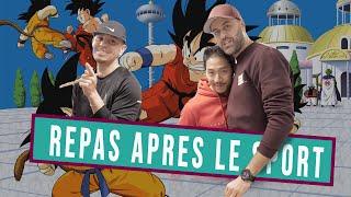 """Y2TV : """"le meme appétit que goku"""" ALEX LEVAND coach sportif (S02E18 cuisine)"""