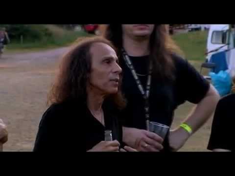 Ronnie James Dio Interview - Devil Horns Origin