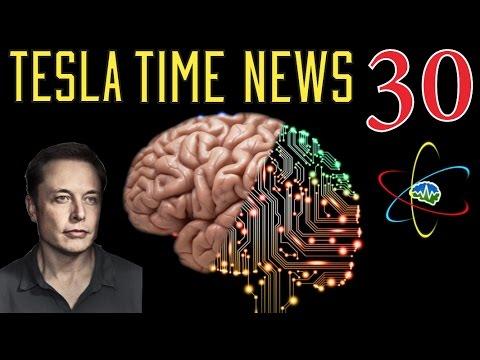 Tesla Time News 30 - Elon Creates Neuralink