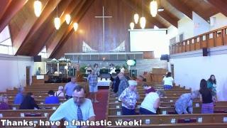 Seeking and Setting - Pastor Dave Shultz  - 7/8/2018