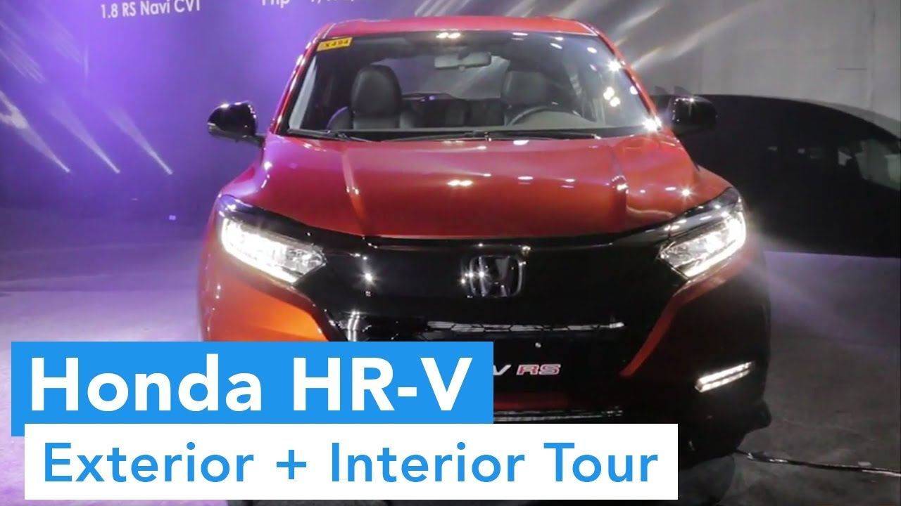 2018 Honda HR-V Philippines Launch (Exterior and Interior Tour)