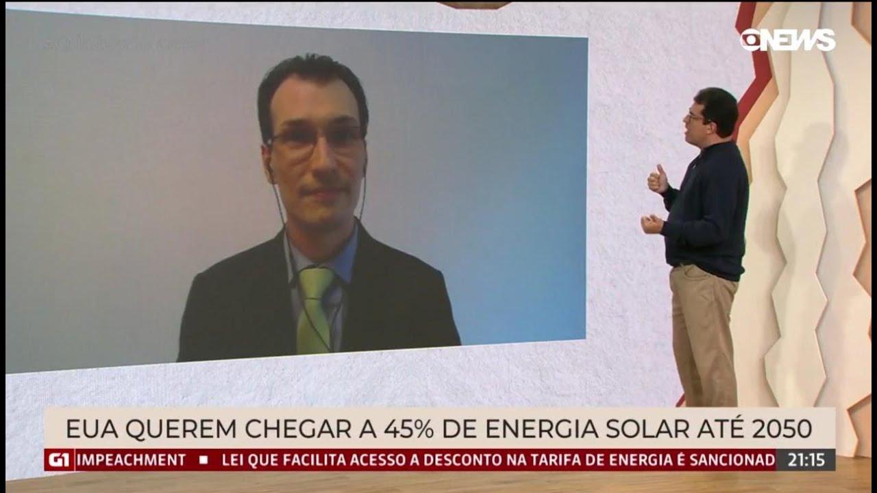 Energia solar fotovoltaica é tema do programa Cidades e Soluções