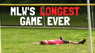 The New Longest Game in MLW History (UNREAL) | MLW Wiffle Ball 2019