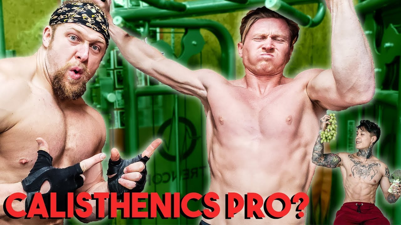 Pro Climber Vs. THENX Calisthenics Program (ADVANCED)