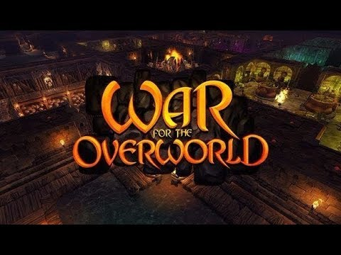 War For The Overworld Mission 2 Walkthrough Campaign |