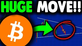 HUGE BITCOIN MOVE COMING SOON (must watch)!! BITCOIN NEWS TODAY & BITCOIN PRICE PREDICTION EXPLAINED