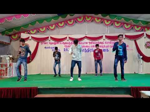 Latest Tamil Christian remix song folk dance 2018