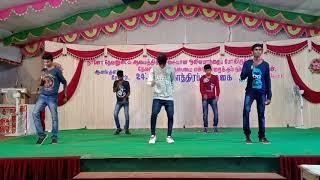 Latest Tamil Christian remix song folk dance 2018