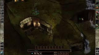 Icewind Dale #14 - Smocze Oko cz.8 - chwilowy powrót do Kuldahar(PC)[HD](PL)