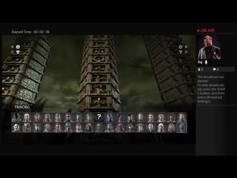 DarkXander-'s mkxl endless tower!