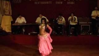 SAIDA bolero DVD Bellydance 1 con Mario Kirlis