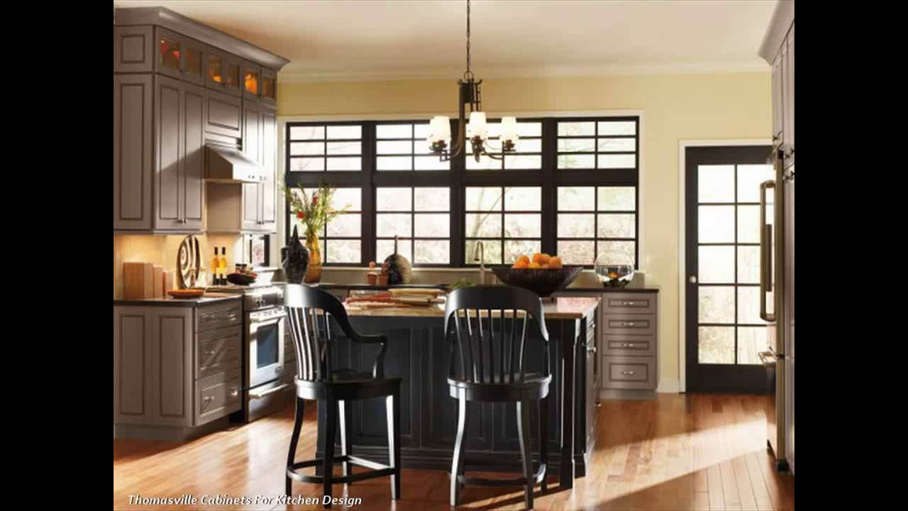 Kitchen Cabinets Thomasville Ideal Style And Good Quality Thomasville Cabinets Youtube