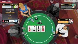 Poker Rivals by Playfish