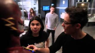 The Flash: S2E18 - How Hunter Zoloman got his speed/Barry comes up with a plan to stop Zoom