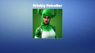Prickly Patroller | Leak | Fortnite Outfit/Skin