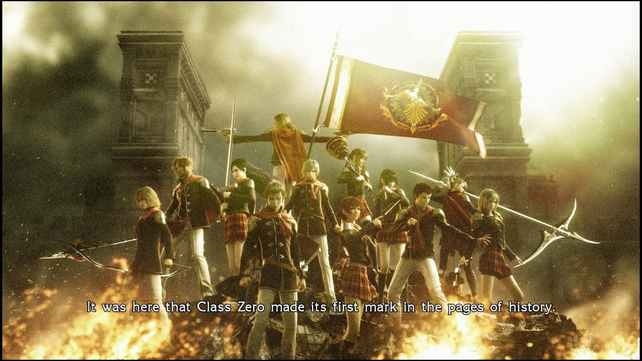 Final Fantasy Type-0 HD: Expert Trial Operation Dragonslayer [S Rank] - YouTube