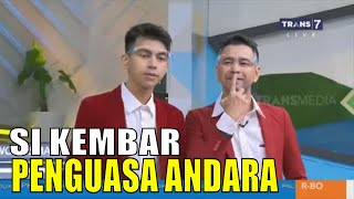 Download lagu Dimas Ahmad Sudah Jadi Penguasa Studio Andara! | OKAY BOS (25/11/20) Part 1