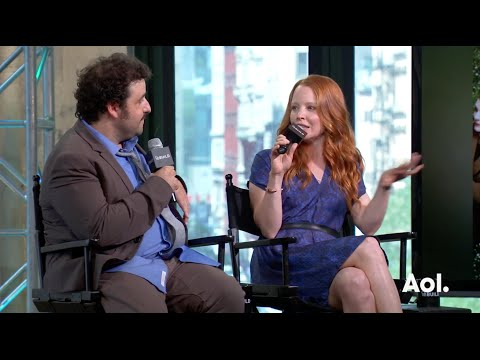 Lauren Ambrose & David Krumholtz On