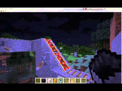 Minecraft case lussuose ep 5 casa sotterranea youtube for Case lussuose