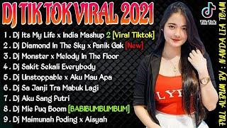 DJ TIKTOK TERBARU 2021 - DJ ITS MY LIFE X INDIA MASHUP 2 FULL BASS TIK TOK VIRAL REMIX TERBARU 2021