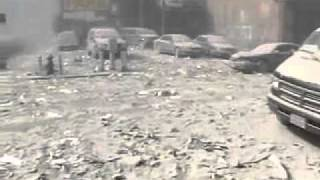 11 settembre 2001 - Il panico a New York