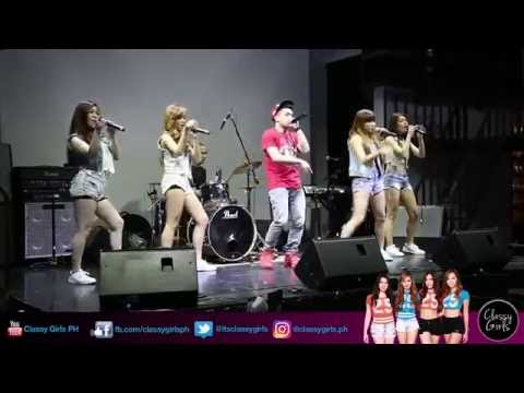 Classy Girls - Miss Na Miss with Aikee Wika at Music Hall Metrowalk