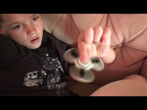 Fidget Spinners for Autism...Do They Work?