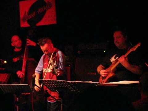 Drifting - Nigel Kennedy @ Blue Note, Poznań, Poland (08.03.2009)