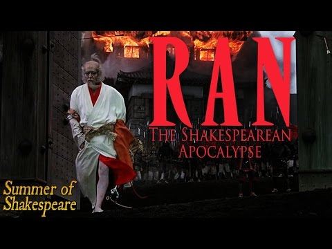 Ran: The Shakespearean Apocalypse – Summer of Shakespeare Fan Pick #4