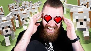 Meus FILHOS no Minecraft ❤️