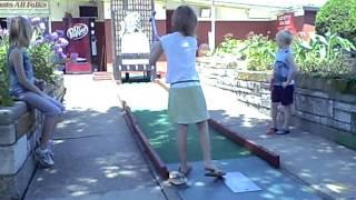 Bunny Hutch Mini Golf 8/9/2011 12