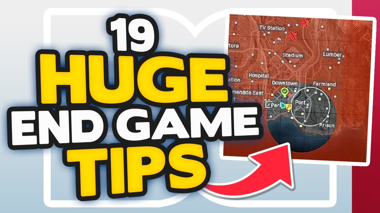 Warzone 19 HUGE tips for END GAME to INSTANTLY get more WINS (Call of Duty Warzone Tips)