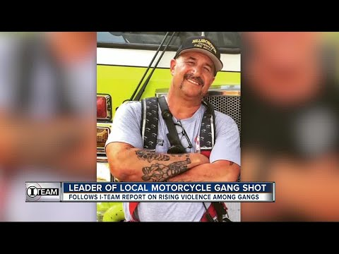 I-Team: Outlaws chapter president and former Hillsborough firefighter was shot