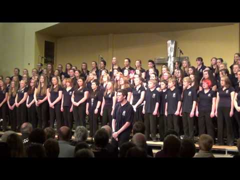 Barnsley Youth Choir   Christmas Concert 2013 -